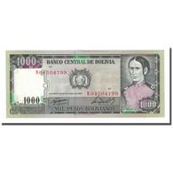 Billet, Bolivie, 1000 Pesos Bolivianos, D. 1982-06-25, KM:167a, NEUF - Bolivie