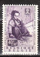 1128**  Année Mondiale Du Réfugié - Bonne Valeur - MNH** - COB 24 - Vendu à 5% Du COB!!!! - Belgium