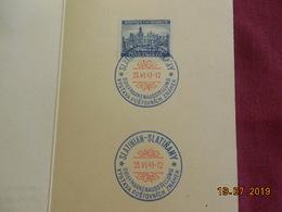 FDC De 1941 De Bohème & Moravie - FDC