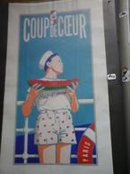 Autocollant - Pub -  Coup De Coeur - Paris - Non Classificati
