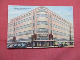 Knapp's Department Store     Michigan > Lansing   Ref 3492 - Lansing