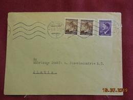 Lettre De 1943 à Destination De Olmütz - Bohême & Moravie