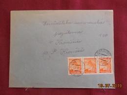 Lettre De 1941 à Destination De Kromerie - Bohême & Moravie
