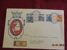 FDC De 1941 à Destination De Wien - FDC