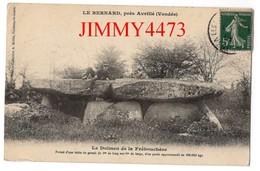 CPA - Le Dolmen De La Frébouchère En 1908 - LE BERNARD Près AVRILLE 85 Vendée - N°1648 - Coll. A. Robin - Dolmen & Menhirs