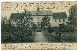 CPA - Carte Postale - Pays-Bas - Oud Kasteel Chandlen Te Melick Bij Roermond - 1902 (B9442) - Roermond