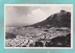 Small Old Postcard Of Devls Peak,Cape Town,South Africa,V106. - Zuid-Afrika
