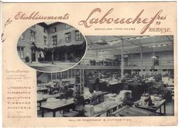 TOULOUSE -Etablissement  LABOUCHE - Toulouse