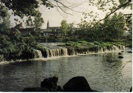 61 Putanges Pont Ecrépin Porte De La Suisse Normande Chute D'eau De La Scierie Eglise De Putanges - Putanges