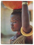 ADDIS ABABA ETHIOPIA - GAMBELA, YOUNG WOMAN JEUNE FEMME - Ethiopia