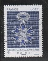FRANCE 2013 ORDRE DU MERITE  YT 4830  OBLITERE - - Oblitérés