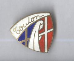 Badge De Pélerinnage émaillé Toulon - Très Bon état - Religion &  Esoterik