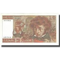 France, 10 Francs, Berlioz, 1974, 1974-04-04, SPL, Fayette:63.4, KM:150a - 1962-1997 ''Francs''