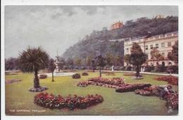 The Gardens, Torquay - Tuck Oilette 7171 - Torquay