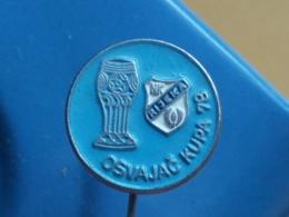 LIST 123 - FOOTBALL, RIJEKA, CROATIA, OSVAJAC KUPA 1978, CUP OF YUGOSLAVIA, COUPE DE YOUGOSLAVIE - Football