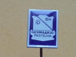 LIST 123 - FOOTBALL CLUB SUMADIJA, RAZGOJNA, SERBIA - Football