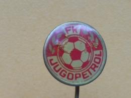LIST 123 - FOOTBALL CLUB JUGOPETROL, YUGOSLAVIA - Football