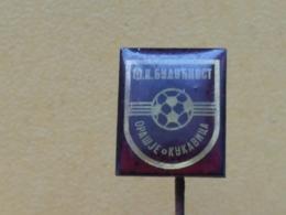 LIST 123 - FOOTBALL CLUB BUDUCNOST, ORASJE, KUKAVICA, SERBIA - Football