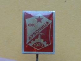 LIST 123 - FOOTBALL CLUB DUBOCICA, LESKOVAC, SERBIA - Football