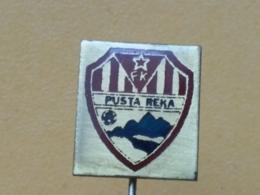 LIST 123 - FOOTBALL CLUB PUSTA REKA - Football
