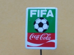 LIST 123 - FOOTBALL FIFA, COCA COLA - Football