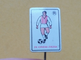LIST 123 - FOOTBALL CLUB, CRVENA ZVEZDA, BEOGRAD, RED STAR BELGRADE - Football