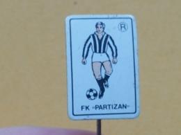 LIST 123 - FOOTBALL CLUB, PARTIZAN BEOGRAD - Football