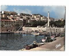 66 Port Vendres Un Coin De Port Et Obelisque CPSM GF Edit Estel N°1524 - Port Vendres