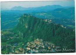 Veduta Del Monte Titano - (Repubblica Di San Marino) - San Marino