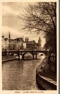 75 PARIS  LE PONT NEUF ET LA CITE - Ponts