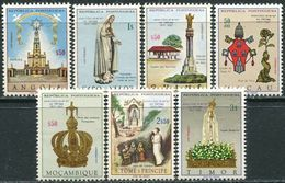 Portuguese Col. 1967. MNH/Luxe. Omnibus Issues. FATIMA. (Ts15) - Colonias Portuguesas Y Dependencias - Sin Clasificación