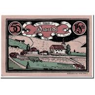 Billet, Autriche, Sandl, 50 Heller, Paysage, 1920, 1920-07-23, SPL, Mehl:874 IVa - Austria
