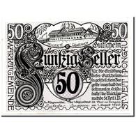 Billet, Autriche, St Viet Im Pongau, 50 Heller, Ecusson, 1920, 1920-08-01, SPL - Austria