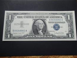 Rare 1Dollard  Série 1957A, Lettre B,en état NEUF, - United States Of America