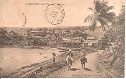 MARTINIQUE - Le Village Du Marigot En 1914 - Autres