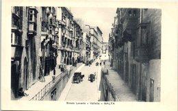 MALTA --  Strada Levante - Valletta - Malta