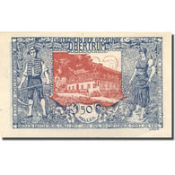 Billet, Autriche, Obertrum, 50 Heller, Chalet 1920-10-31, SPL Mehl:FS 695a - Austria