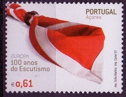 PIA - AZORRE  - 2007 - Europa - (Yv  521) - Açores