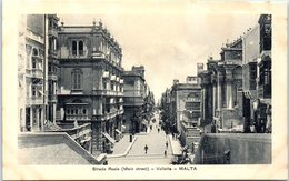 MALTA -- Strada Reale Valletta - Malta
