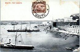MALTA -- Fort Lascaris - Malta