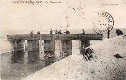 97Em   34 Carnonville La Mer La Passerelle (état) - Autres Communes