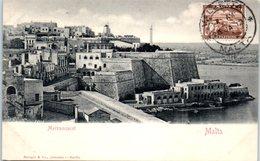 MALTA -- Marsamuset - Malta