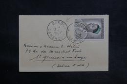 CAMEROUN - Enveloppe De Garoua Pour La France En 1961 , Affranchissement Plaisant - L 35617 - Kamerun (1960-...)