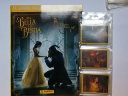 La Bella E La Bestia Album Vuoto+set Completo Figurine Panini 2017 - Edizione Italiana
