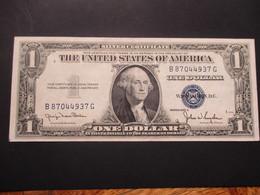 Rare 1 Dollard  Série 1935 D, Lettre I,en état NEUF, - Collections