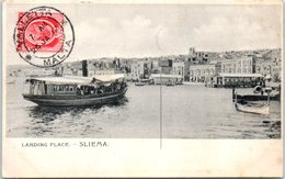 MALTA -- Landing Place - Malta