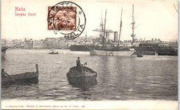 MALTA -- Senglea Point - Malta