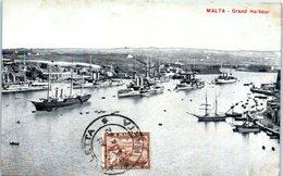 MALTA -- Grand Harbour - Malta