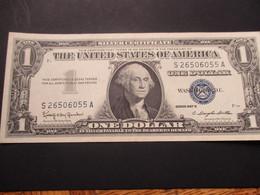 Rare 1 Dollard  Série 1957B, Lettre F,en état NEUF, - Stati Uniti