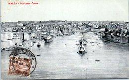 MALTA -- Dockyard Creek - Malta